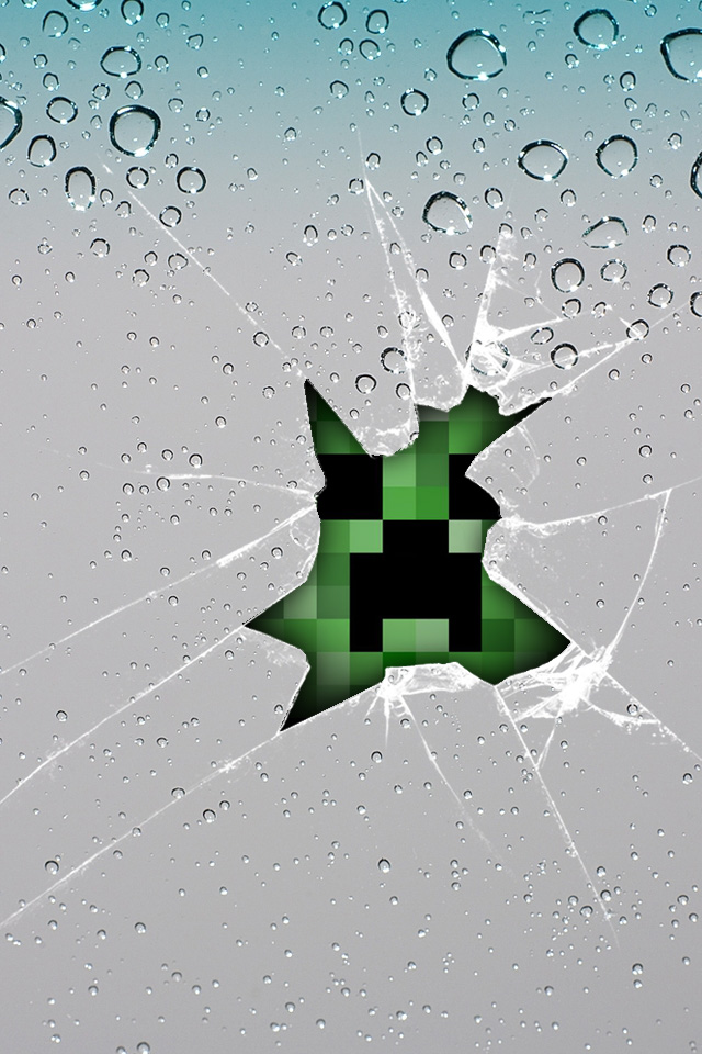 Iphone Creeper Wallpaper By Andyd4 On Deviantart