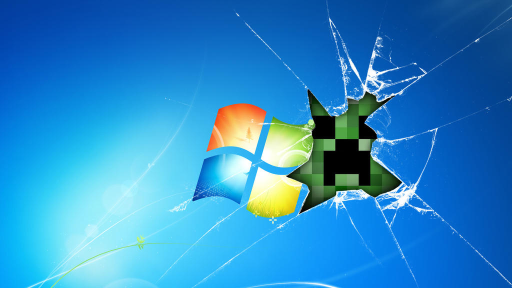 Windows 7 creeper wallpaper by andyd4 on deviantart windows 7 creeper wallpaper by andyd4 voltagebd Choice Image