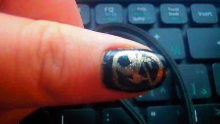 Mockingjay Nails