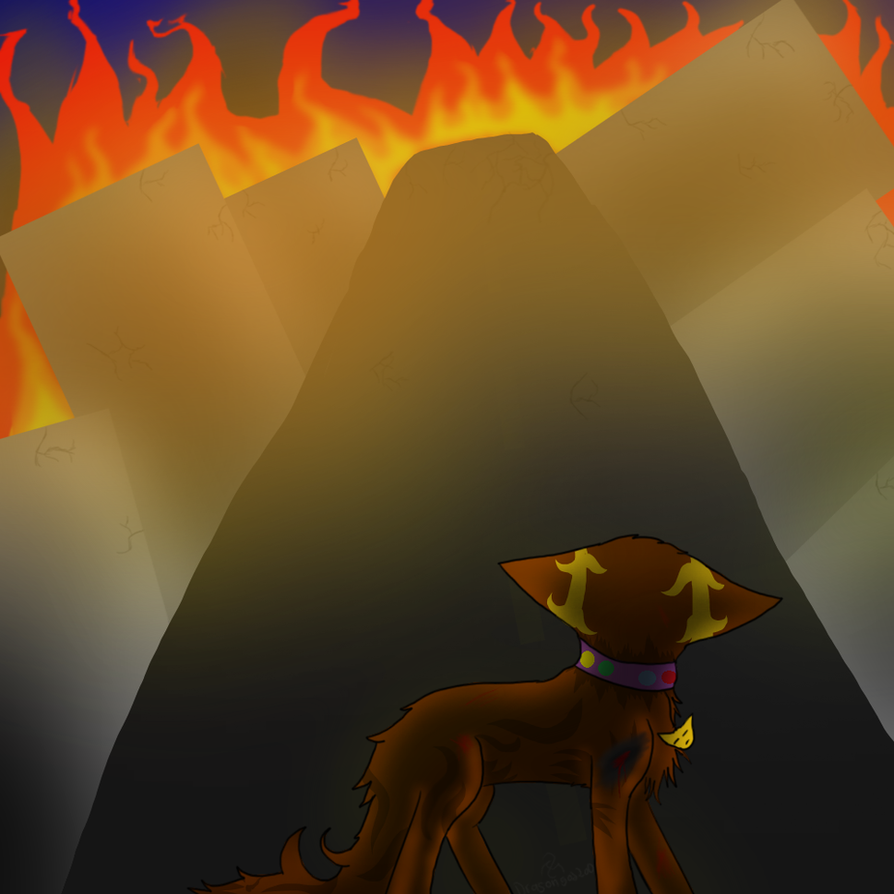 Set The City Ablaze~ by Dragongod2o0
