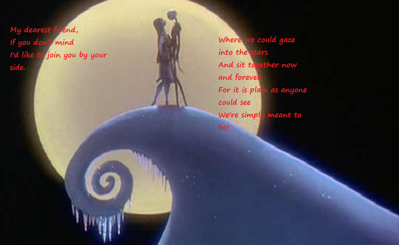 Pictures of Jack And Sally Were Simply Meant To Be - kidskunst.info