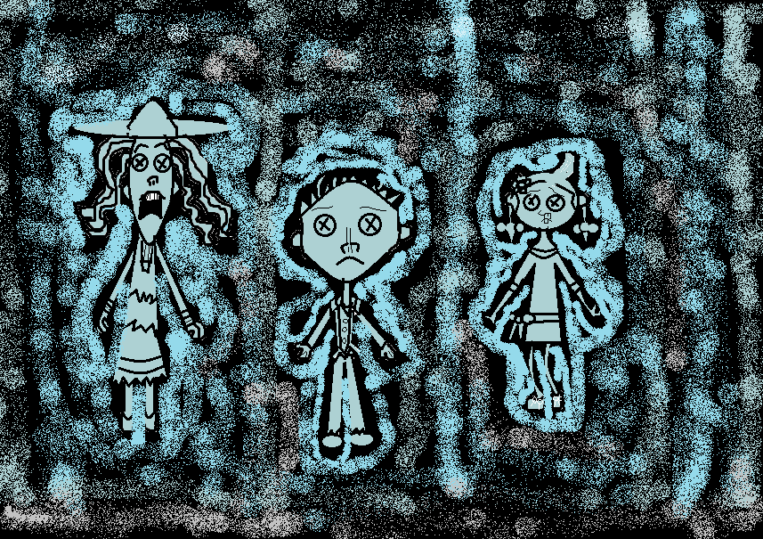 The Ghost Children Of Coraline By Smurfette123 On Deviantart