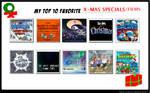 My top 10 fav Christmas Specials.