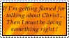 Flamer Stamp