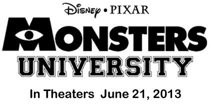 Monsters University by Invader-Sam-93
