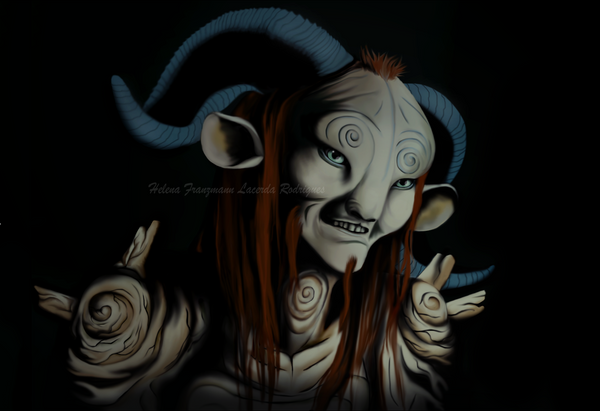 Pan's Labyrinth by lenafranzz