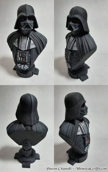 Darth Vader Star Wars 3d printed