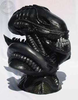 ALIEN Sculpture Bust by RaptorArts