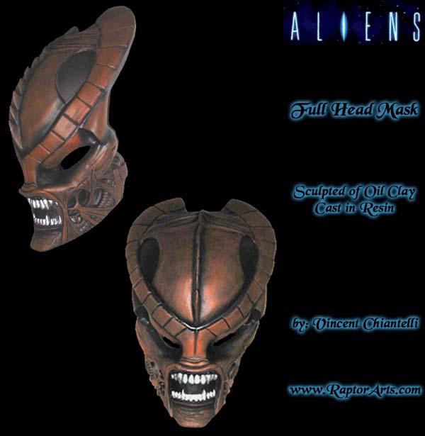 Predator Bio Helmet Alienated by RaptorArts on DeviantArt