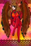 Asuka Glitch Wings