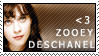 Zooey stamp by Totalrandomness