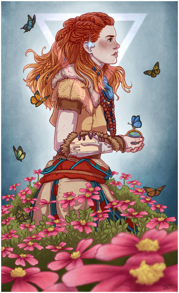 Aloy by Totalrandomness