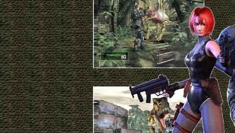 Dino Crisis 2 PSP Wallpaper by EinhanderZwei on DeviantArt