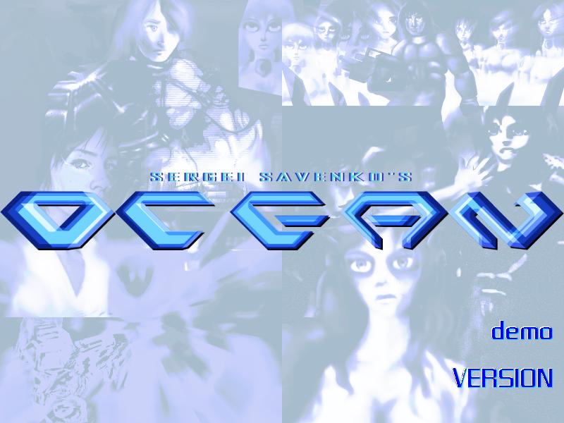 OCEAN Demo Card! by EinhanderZwei