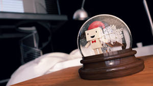 Snow Globe by KhaledReese