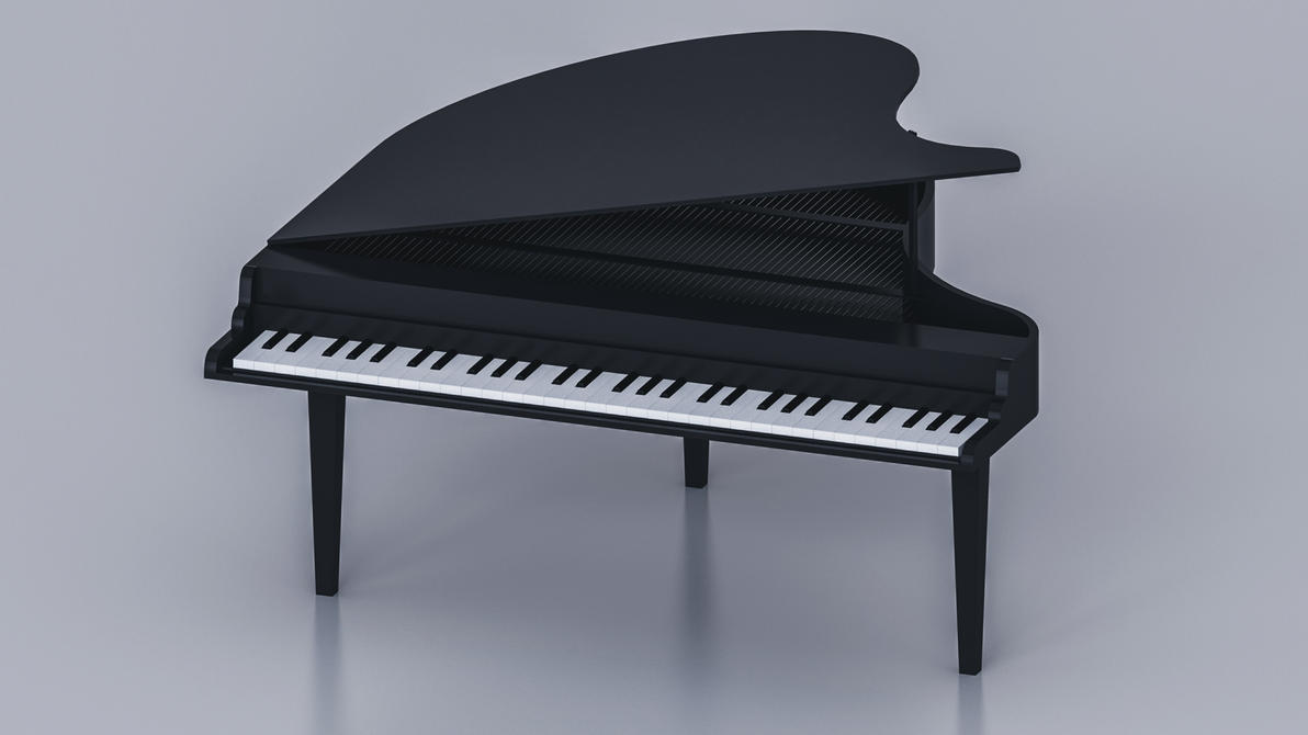 Piano1 by KhaledReese
