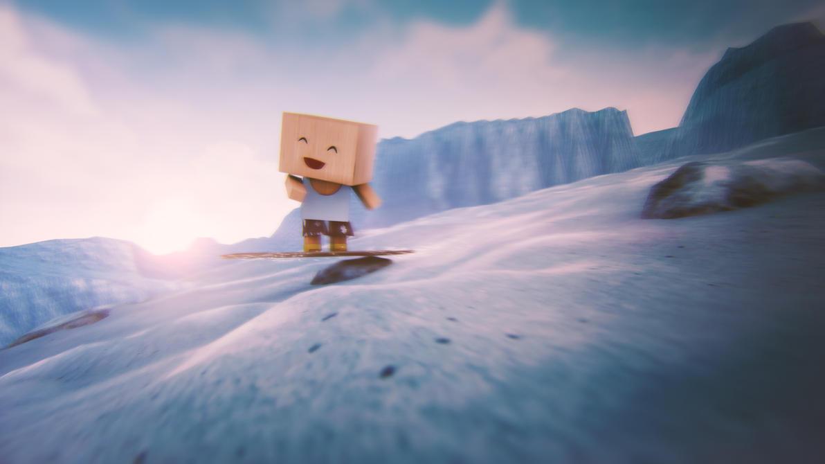 Ski Day :D by KhaledReese