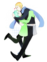 Have some hug? by Koumi-senpai