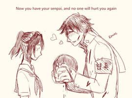 All for you by Koumi-senpai