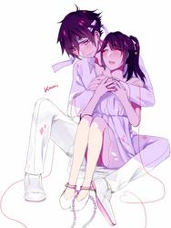 Close your eyes by Koumi-senpai
