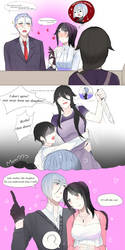 How to win the trust of mother-in-law? by Koumi-senpai