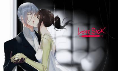 Lovesick-Megamo Seikou yandere ending