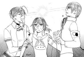 Music VS Drama by Koumi-senpai