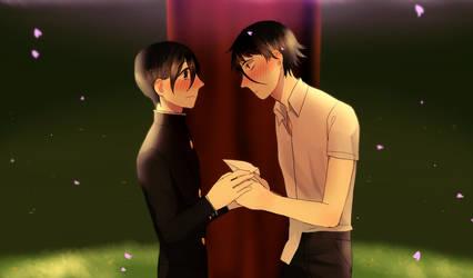 Unlock the Yaoi Ending by Koumi-senpai