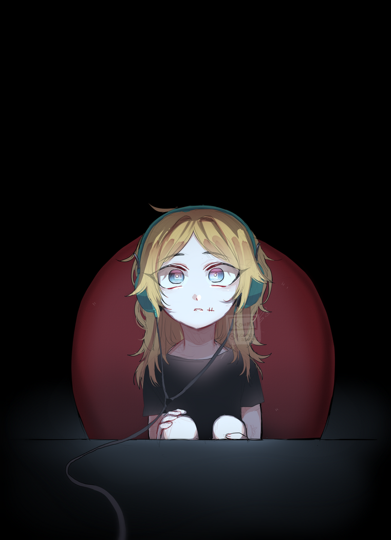 Still a kid by Koumi-senpai