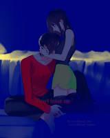 don't leave me by Koumi-senpai