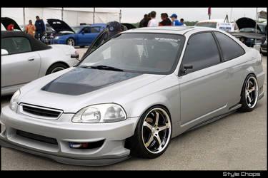 Honda Civic by caiotami