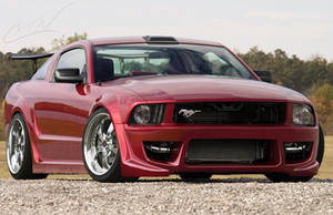 Ford Mustang by caiotami