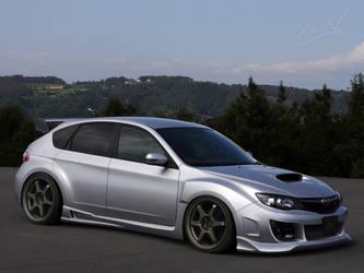 Subaru by caiotami