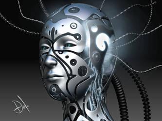 Human Machine by swordzz