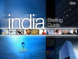 India Briefing Guide : series2
