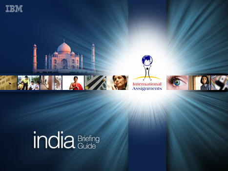 India Briefing Guide : series3 by pulsetemple