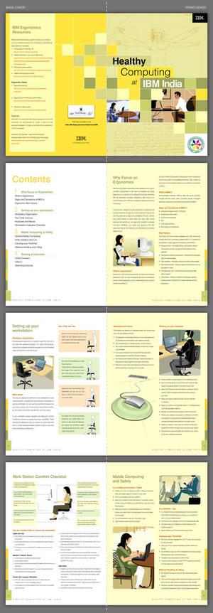 Ergonomics Brochure