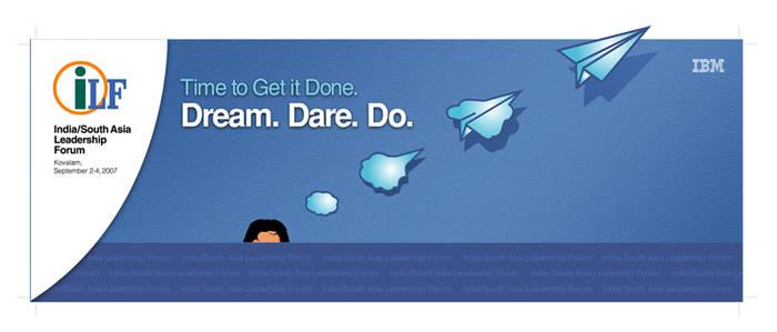 Dream Dare Do 1