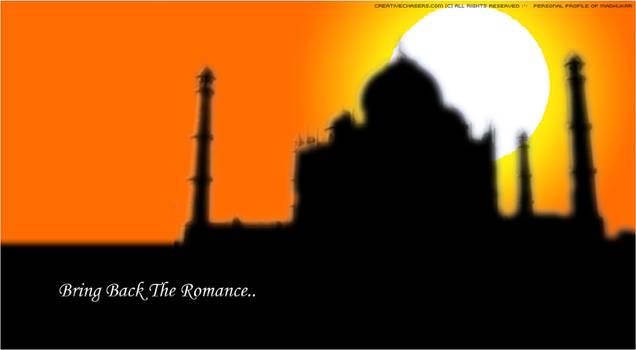 Bring back the romance
