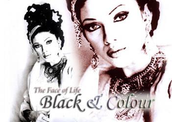 black r color.. by pulsetemple
