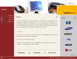 vendor_site by pulsetemple
