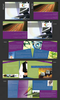 Company Brochure by pulsetemple