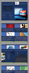 Company Brochure 2 by pulsetemple