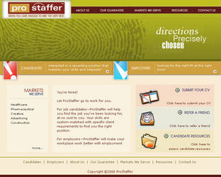 Pro Staffer by pulsetemple