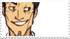 Handsome Jack Stamp by avylli