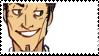Handsome Jack Stamp by avylli