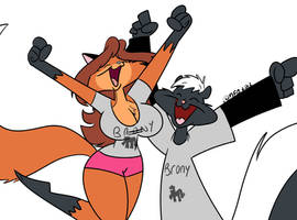 Furry Bronies by MysteryFanBoy718