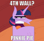 TS - Pinkie Pie...