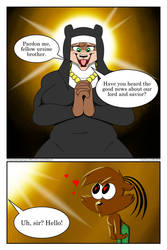 Sister Madeline meets Ralph by MysteryFanBoy718