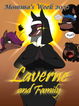 Momma's Week 2020 - Laverne and Family